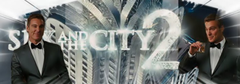 Sex and The City 2 Banner