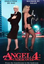 Angel 4: Undercover VHS cover art