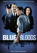 Blue Bloods Season 1 DVD cover art