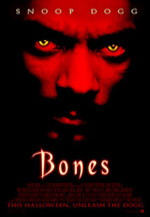Bones DVD Cover Art