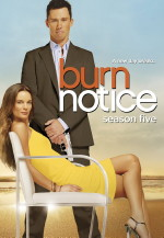Burn Notice Season 7 DVD cover art