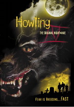 Howling IV DVD cover art