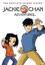 Jackie Chan Adventures Season 2 DVD cover art