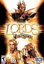 Lords of EverQuest PC cover art