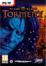 Planescape Torment: PC Game cover art