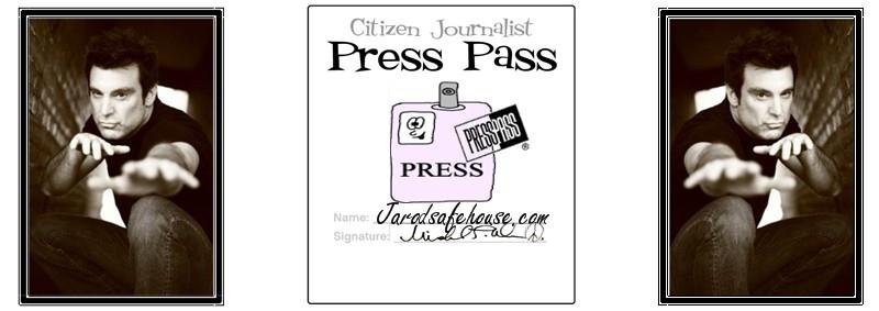 Press Pass Banner
