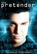 The Pretender Season 1 DVD cover art