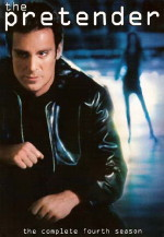 The Pretender Season 4 DVD cover art