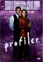 Profiler Season Four DVD cover art