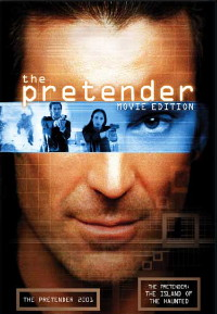 The Pretender 2001 Movies DVD cover art