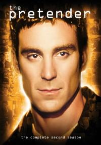 The Pretender Season Two DVD cover art