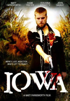 Iowa DVD Cover Art