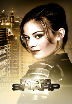 Razor Sharp DVD Cover Art
