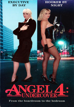 Angel 4 VHS Cover