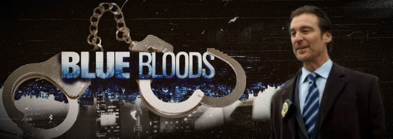 Blue Bloods Banner by Julie