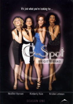 G-Spot DVD Cover Art (Season 1)