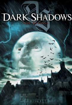 Dark Shadows DVD Cover Art