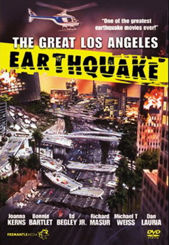 The Great Los Angeles Earthquake DVD Cover Art