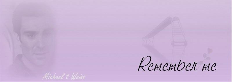Remember Me Banner by Merian H.