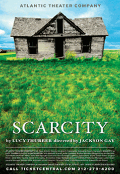 Scarcity Promotional Poster