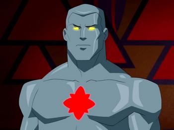 DC Comics character Captain Atom