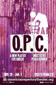 O.P.C. Poster