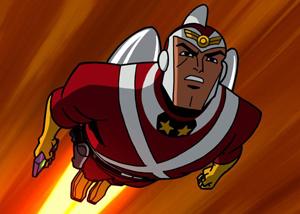 DC Character: Adam Strange