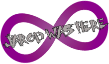 Jarod's Safe House Infinity logo