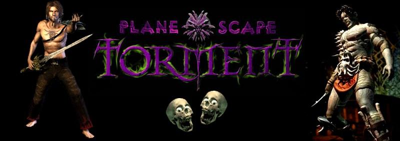 Planescape Torment banner