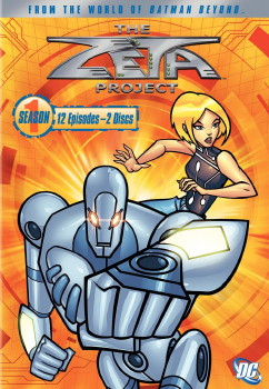 The Zeta Project DVD Cover art