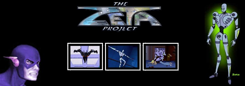 The Zeta Project banner