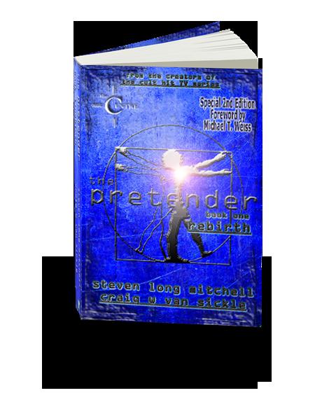 The Pretender: Rebirth 2nd Edition